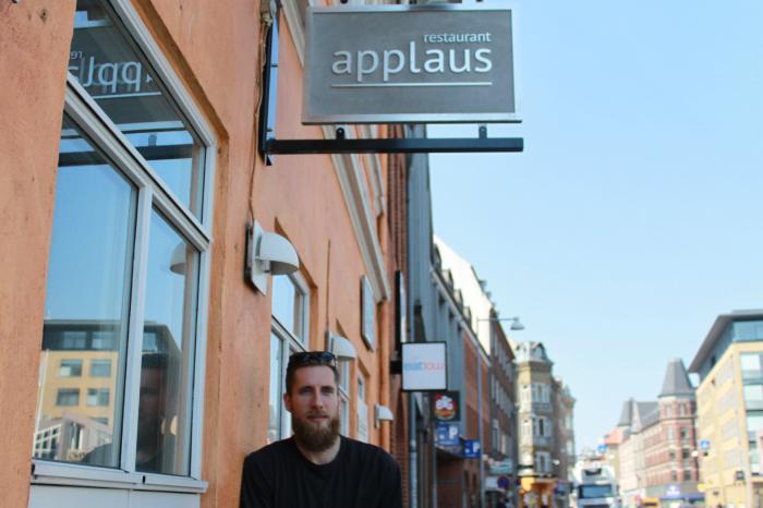 Applaus i Aalborg