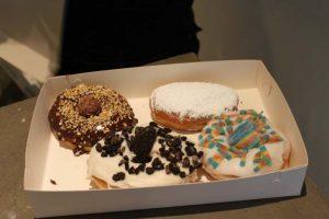 Nutella og donut