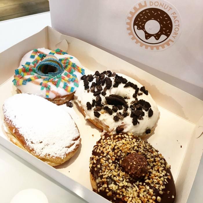 Donuts i Aalborg