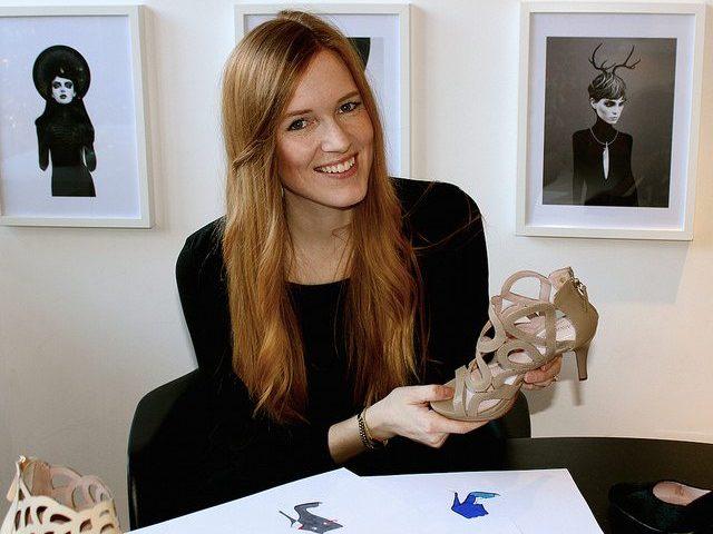 Nanna Liv fra Frejlev designer de populære Sargossa-stiletter