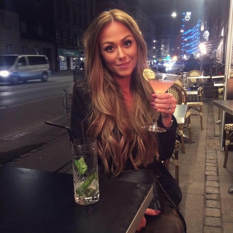 Amanda Palm i Aalborg