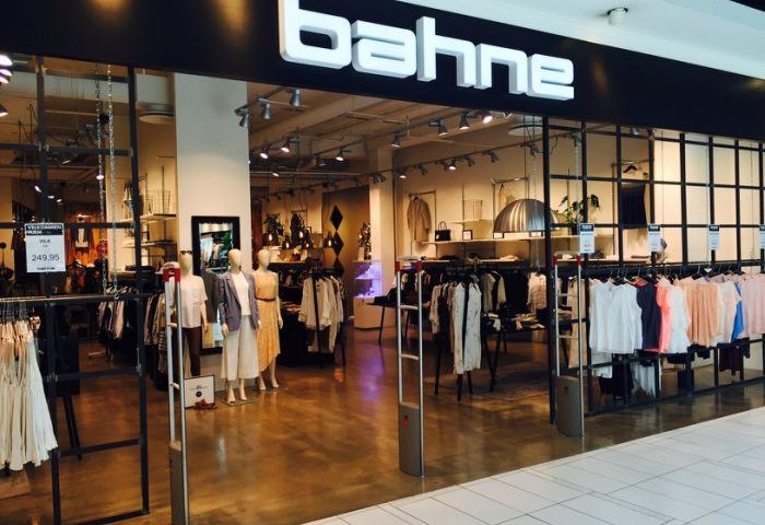 Der er mange lækre butikker i Friis Shoppingcenter