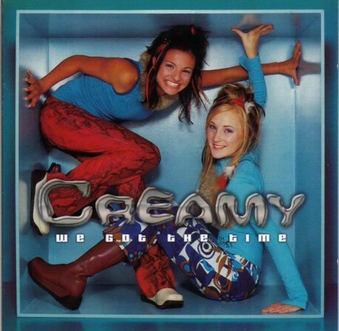 Teenage duoen Creamy var populære i 90'erne.