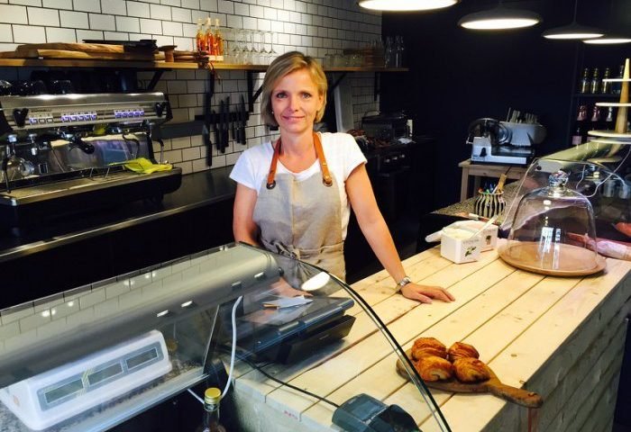 Dorte Ruby åbner ny Deli i Slotsgade på fredag
