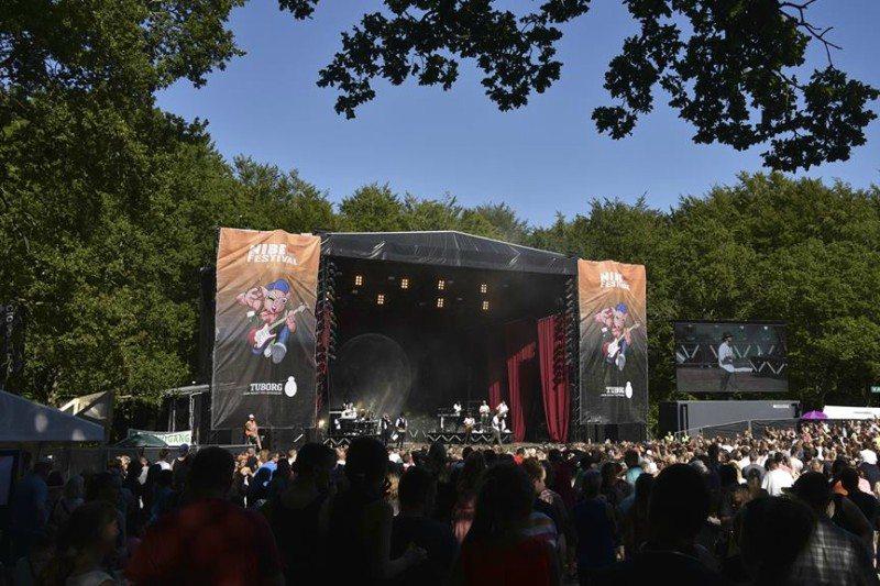 Nibe Festival i Aalborg