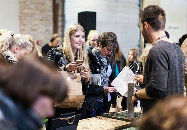 FINDERSKEEPERS hitter i København, Aarhus og Odense. Nu kommer det i weekenden til Aalborg Foto: finderskeepers.dk
