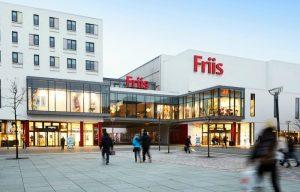 Friis shopping i Aalborg