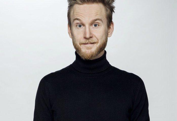 Tv-værten og show-manden Huxi Bach er født i Aalborg. Foto: Huxibach.dk