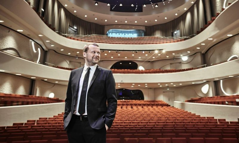 Lasse Rich Henningsen har været direktør for Musikkens Hus siden 2012 Foto: Musikkens Hus