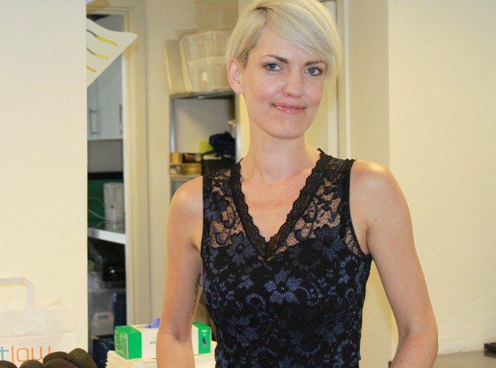 Linda Bruun i Aalborg