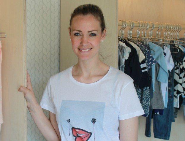 Ann-Louise har stor succes med luksusbaby.dk