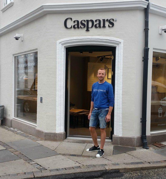 Caspars i Aalborg