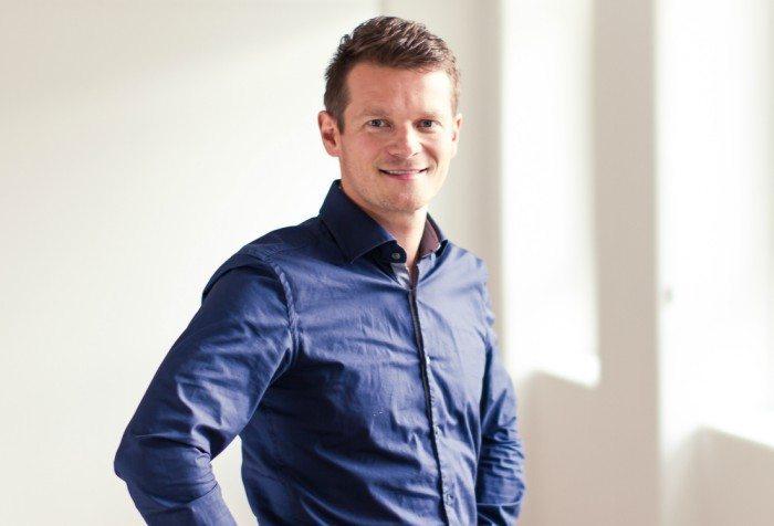 Mads Peter Veiby er medstifter af Spilnu.dk -