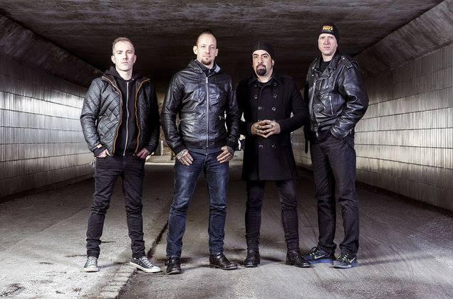 Volbeat i Aalborg