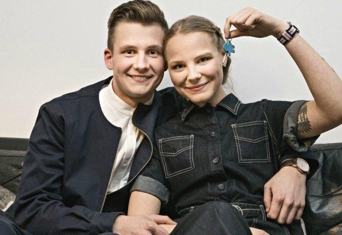 Aalborg-parret Lise og Michael vandt Nybyggerne i 2016 Foto: TV2 Presse