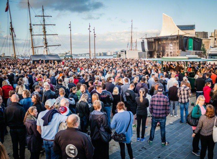 Regatta i Aalborg
