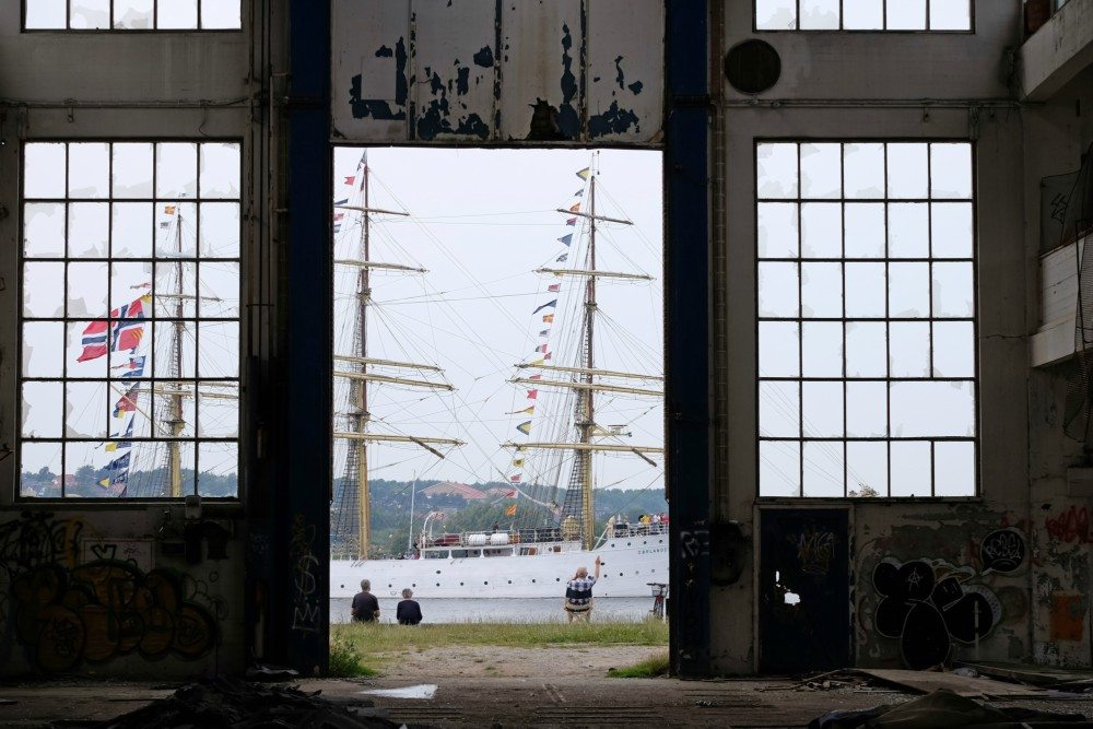 Tallship i Aalborg
