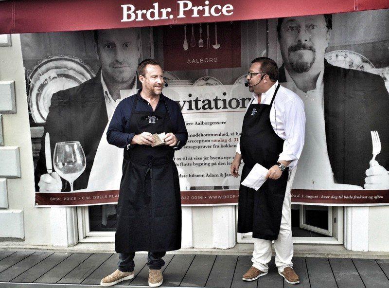 Brødrene Price i Aalborg