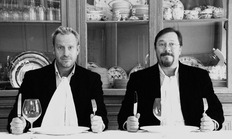 Brødrene Price åbner deres restaurant i Aalborg på mandag. Foto: PR