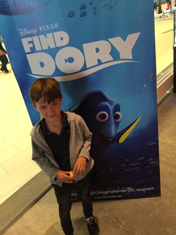 Find Dory Aalborg