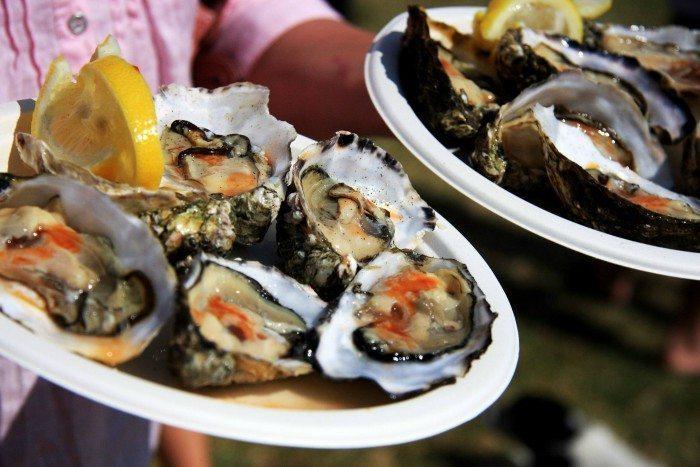 Foto: PR Rock Oyster Festival