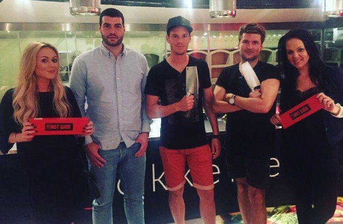 Blogger-teamet på Wokkeriet
