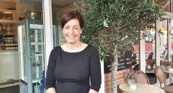 Anne Kønig åbner mandag Peace Take Away