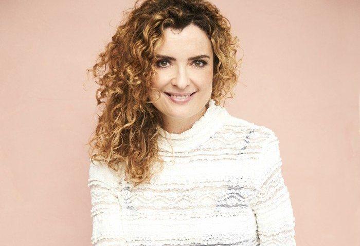 Chefredaktør på Femina, Camilla Kjems
