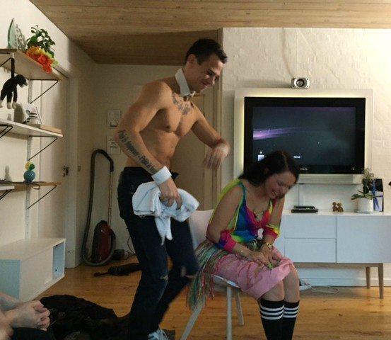 swingerklub unge stripper i aalborg