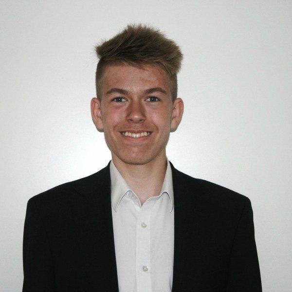 15-årige Hans Lübeck