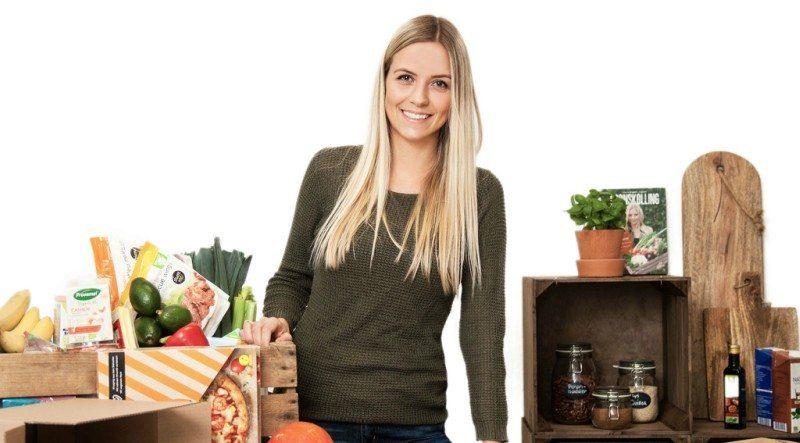 Johanne Mosgaard er blandt de tre stiftere af Danmarks første veganske online supermarked