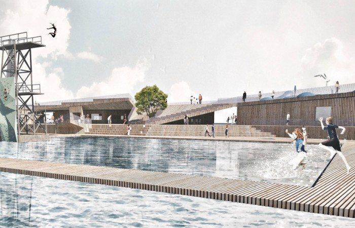 Sådan kommer der til at se ud i det nye Vestre Fjordpark i Aalborg