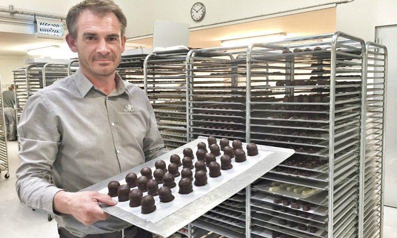 John Aslak Jensen har været på en eventyrlig rejse med Aalborg Chokoladen i de første 10 år