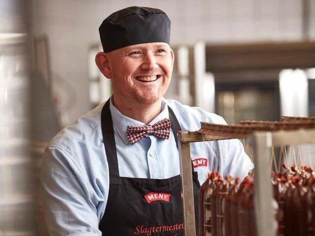 Thor Bak fra MENY i Aalborg er Årets Slagter i Danmark
