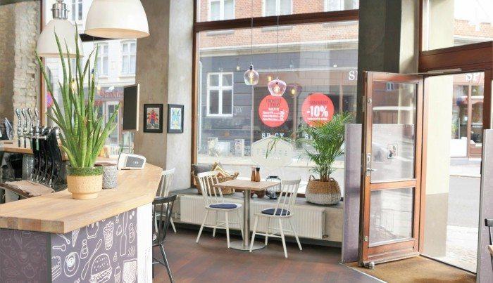 Café Spiret i Aalborg