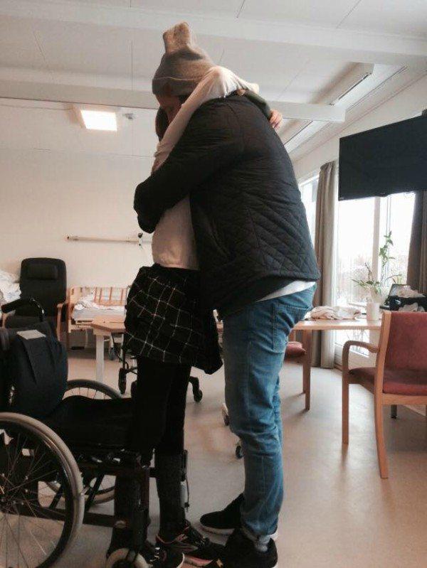 Merete er meget taknemmelig for den hjælp hun har fået af the Back to Life Project
