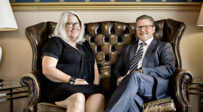 Hotelejerne, Jan og Dorte Milling