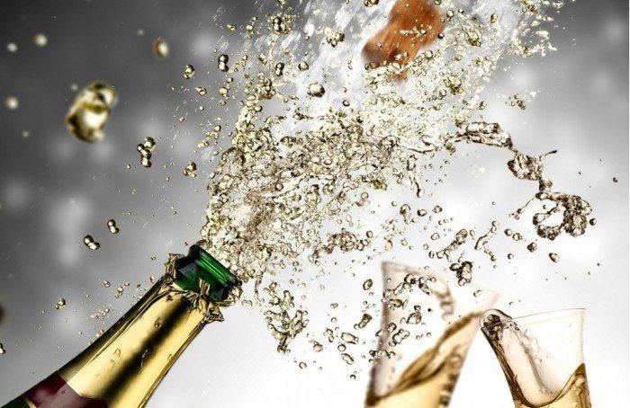 Champagne Aalborg