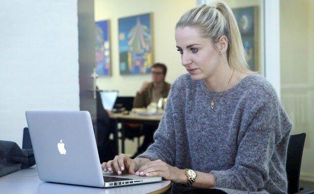Lærke Møller er fra Aalborg. Hun er på kontrakt med Team Esbjerg lige nu