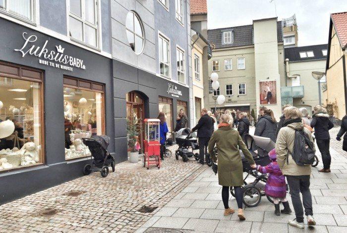 Luksusbaby Aalborg