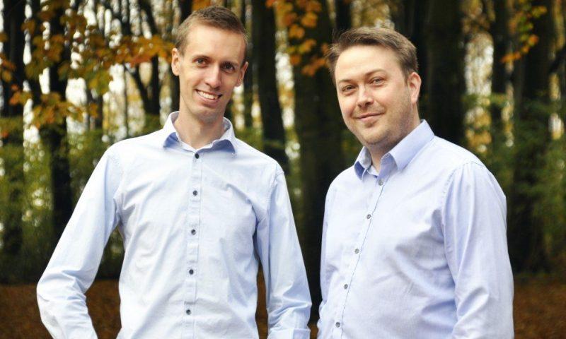 Stifterne af SubHub, Brian Jørgensen og Thomas K. Laursen