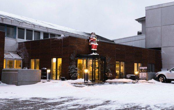 Hotel Viking er også ved at komme i julestemning