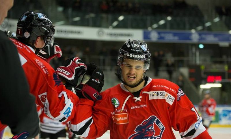 Aalborg Pirates er i finalen Foto: Daniel Pullen
