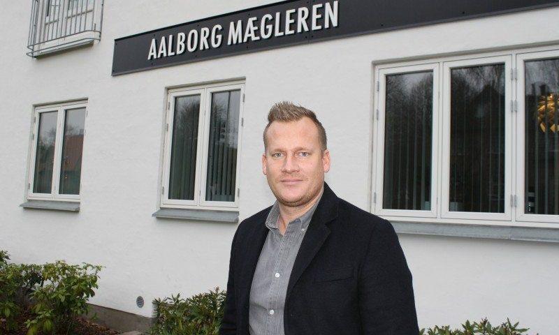 Bo Lynge og Aalborg Mægleren får endnu en butik i byen