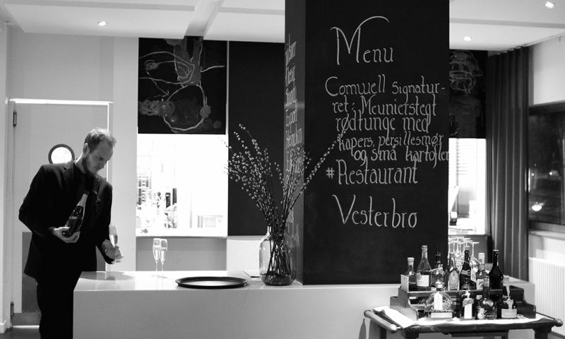 Gastromand Besøger Den Hemmelige Gourmet Restaurant Vesterbro