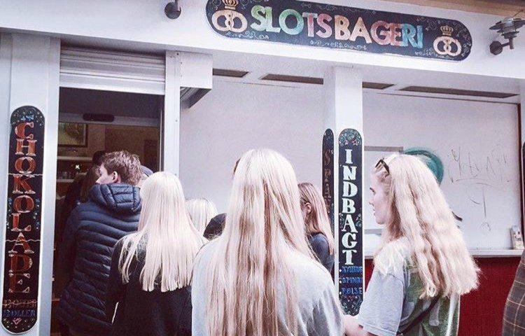Slotsbageren i Slotsgade var legendarisk i Aalborg