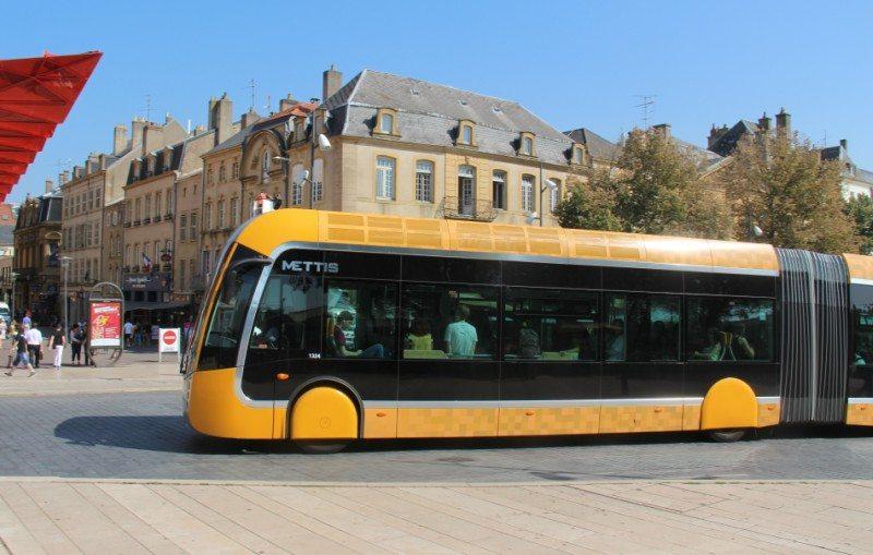 Bus i Aalborg