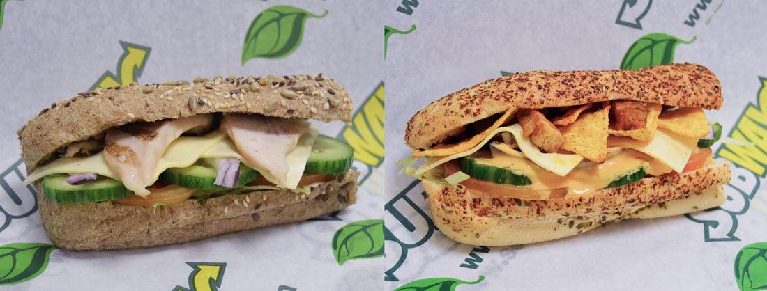 Subway Sandwich Aalborg