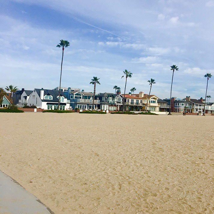 Amanda blogger: Det skal jeg lave i Californien