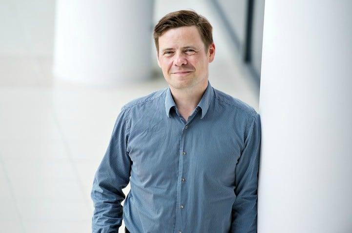 Aalborgs borgmester Thomas Kastrup Larsen Foto: Lars Horn